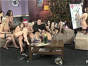 The fuckfest Game before Christmas scene two