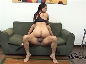 Tu Venganza - revenge shag with insatiable big-boobed Latina